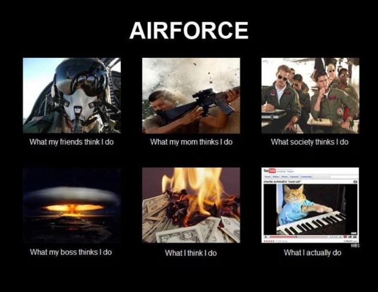 Air force joke