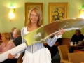 Wedding knife