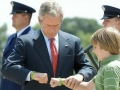 President Bush Fist Pump