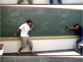 Mortal Kombat in class room