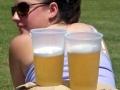 Beer bum