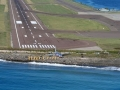 Airport runway too short