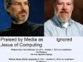 Steve Jobs vs Dennis Ritchie